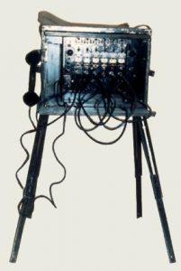 Φορητό τηλεφωνικό κέντρο