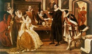 Πίνακας  του Arthur Hunt