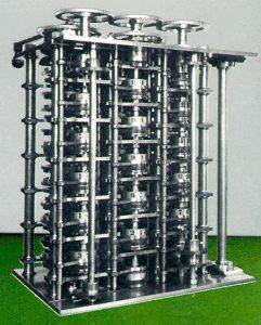 Οι μηχανές του Babbage