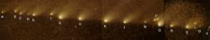 κομήτης SL - 9