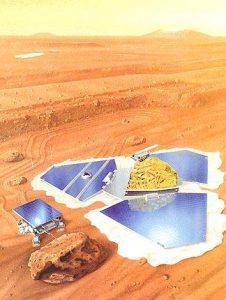 Προς τον Άρη