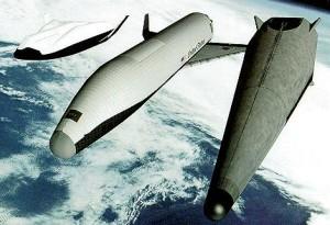 Μελλοντικά Διαστημόπλοια