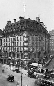 Ο οίκος Μαρκόνι στο Λονδίνο