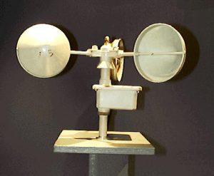 Aνεμόμετρο κυπέλλου