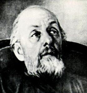 Ο Κωνσταντίνος Τσιολκόφσκι