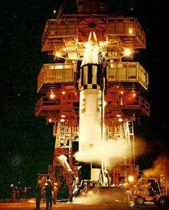 Ο πύραυλος Jupiter
