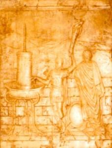 Υδραυλικός τηλέγραφος του Αινεία