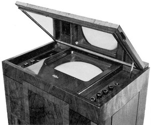 Η τηλεόραση στα χρόνια του πολέμου