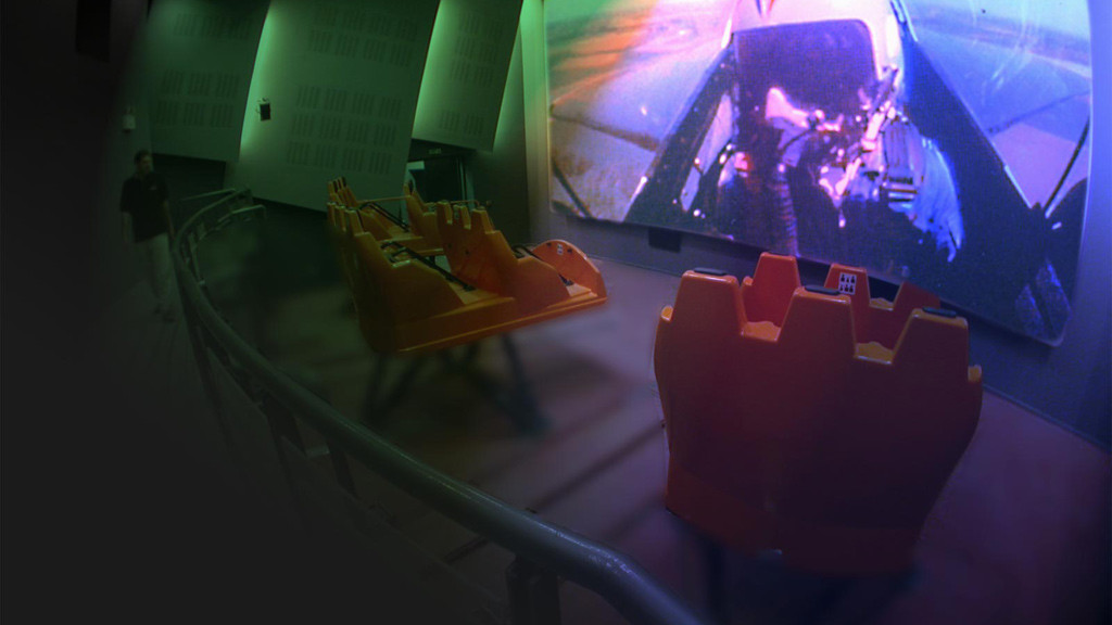 The Motion Simulator Theater