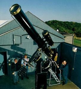 Aναπαλαιωμένο διοπτρικό τηλεσκόπιο