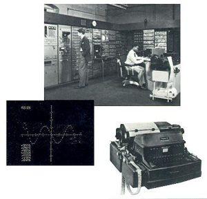 1η γενιά υπολογιστών (1945-1953)