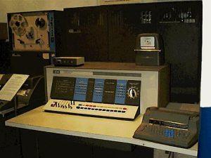 H/Y IBM 1620 II