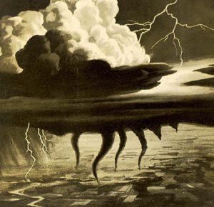 Η επίδραση της καταιγίδας