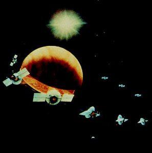 Ο Δορυφόρος ΜΑΓΓΕΛΑΝΟΣ