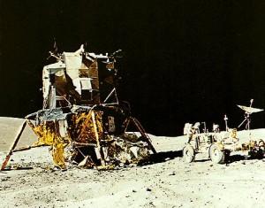 Σεληνάκατος του προγράμματος Απόλλων
