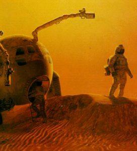 Ο Άνθρωπος στον Άρη
