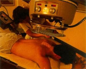 Ακτινοθεραπευτική