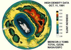 Η τρύπα του όζοντος