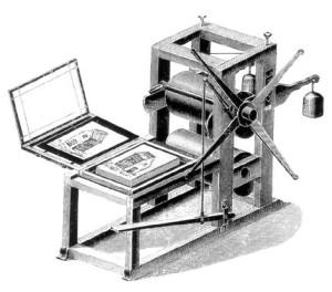Η τεχνική της Λιθογραφίας