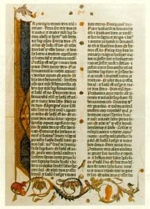Πρώτες μηχανικές εκτυπώσεις