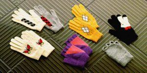 Πλεκτική-Γάντια