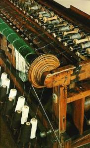 Μηχανήματα επεξεργασίας νημάτων
