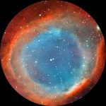 """Image still from the planetarium show """"From Earth to the Univers"""